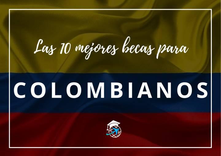 Las mejores becas para colombianos