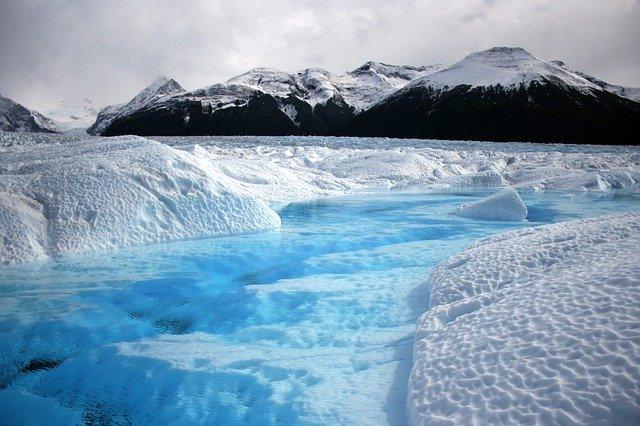 la región de la Patagonia en Argentina.