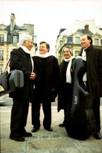 Tokyo String Quartet 2 (c)Marco Borggreve