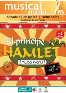 IL PRINCIPE HAMLET @ Auditorium Municipal Corralejo | Corralejo | Canarias | Spagna