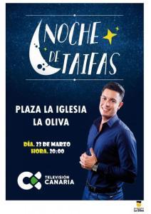 TAIFAS NIGHT @ Chiesa di La Oliva | La Oliva | Canarias | Spagna