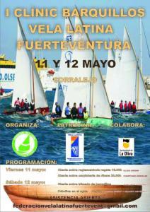 I Clinic de Vela Latina @ ESCUELA NÁUTICA DE CORRALEJO | Corralejo | Canarias | Spagna