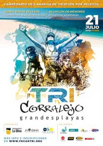 TRIATHLON CORRALEJO Corralejo great beaches @ | La Oliva | Canary Islands | Spain