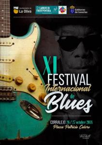 XI INTERNATIONAL BLUES FESTIVAL 2018 @ Corralejo | Corralejo | Canarias | Spagna