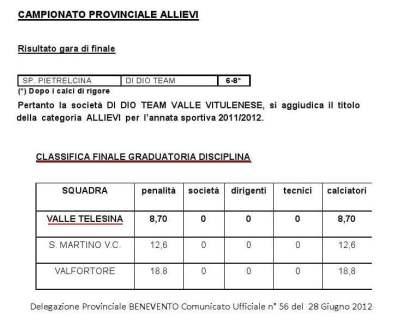 comunicato ufficiale figc p.2