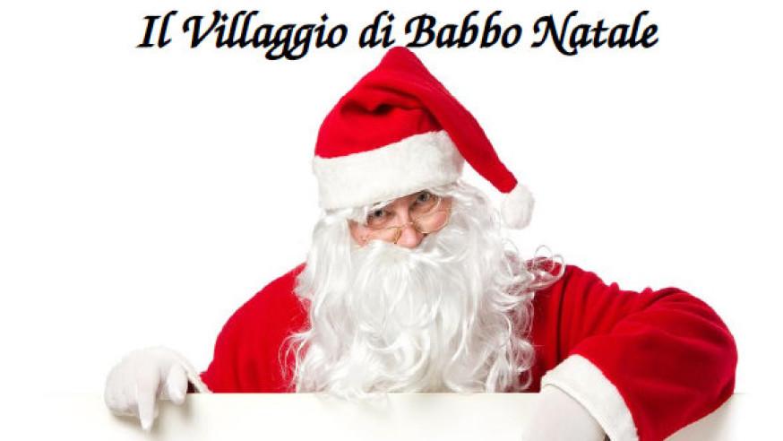 Il villaggio di Babbo Natale  VIVIVARESE