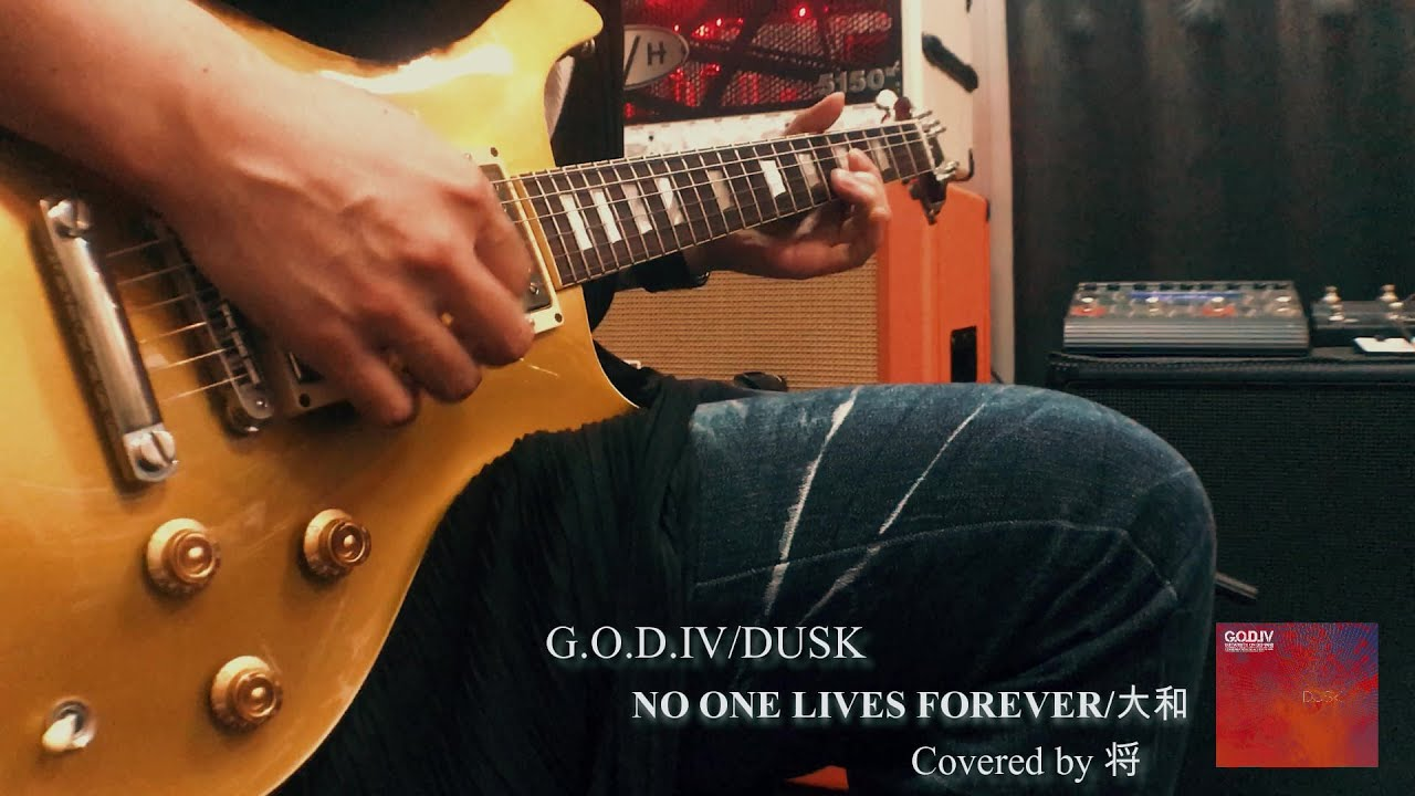NO ONE LIVES FOREVER / 将