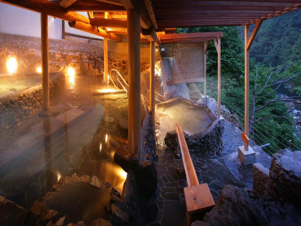 延伸閱讀:[福島.住宿]大川莊 (Ookawaso).蘆牧溫泉~一泊二食.青山綠水環境優美