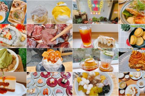 [桃園美食]2021桃園新開店美食地圖懶人包 下午茶、異國料理、咖啡館、早午餐、甜點蛋糕、網美餐廳大集合(不定時更新中) @VIVIYU小世界