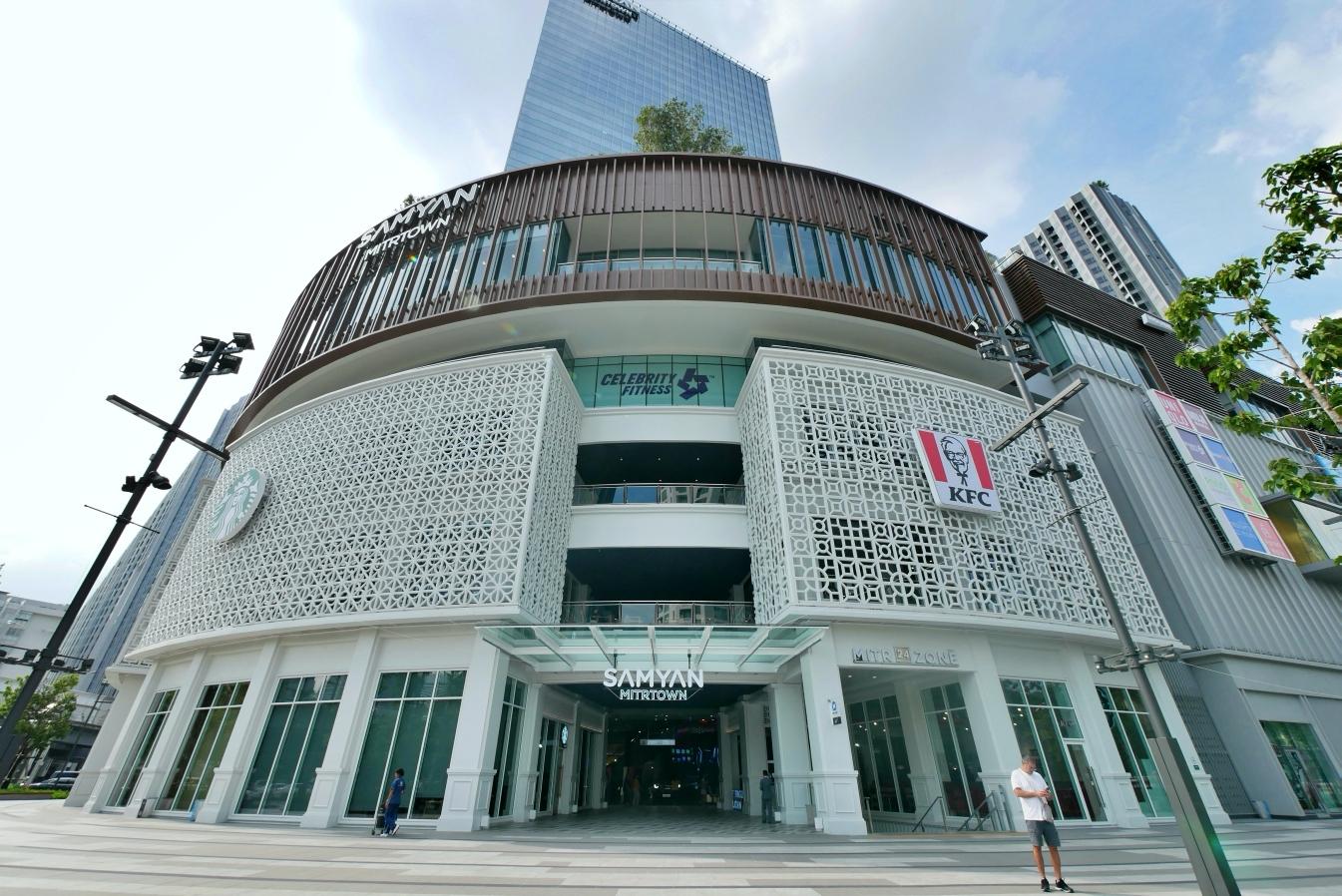 網站近期文章:[曼谷景點]Samyan Mitrtown|曼谷最新購物中心~24小時營業Big C.地鐵Sam Yan站