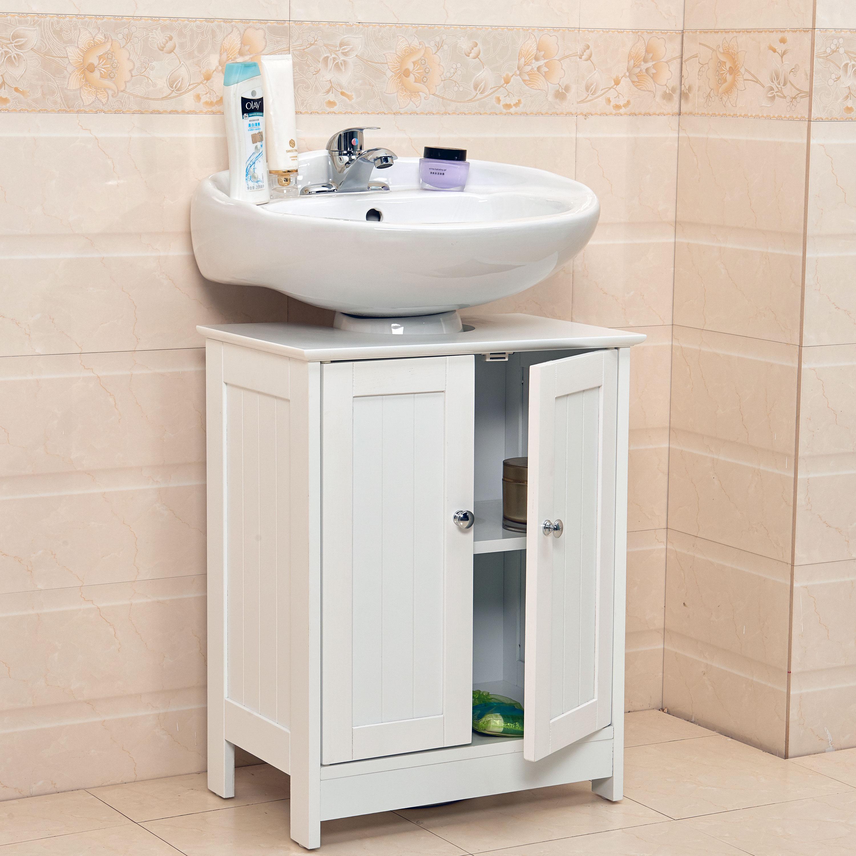 Undersink Bathroom Cabinet Cupboard Vanity Unit Under Sink