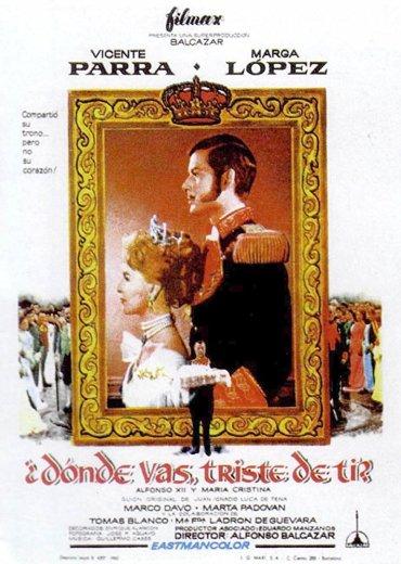 Alfonso XII y María Cristina: ¿Dónde vas triste de ti?