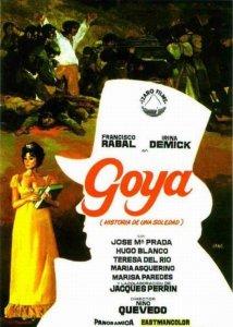 Goya, historia de una soledad (1971)
