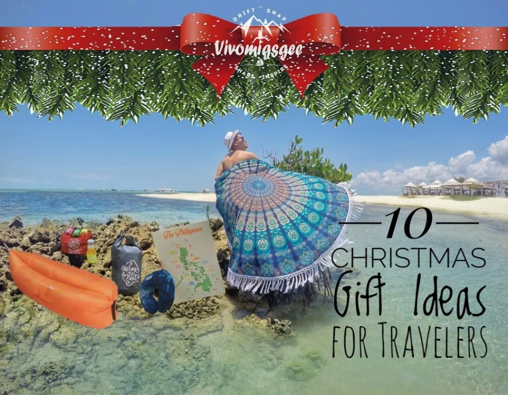 10 Christmas Gift Ideas for Travelers – Vivomigsgee