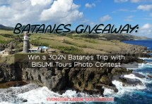 Batanes Giveaway Win 3d2n Trip With Bisumi