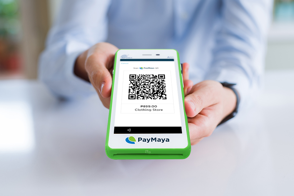 Paymaya One Lite Cashless Payment Revolution For Small And Medium Enterprises Vivomigsgee