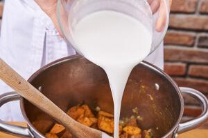 Curry bereiden