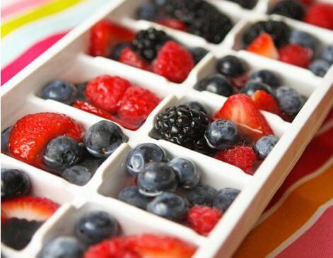 WAT KIES JIJ, DIEPVRIES FRUIT OF VERS FRUIT?