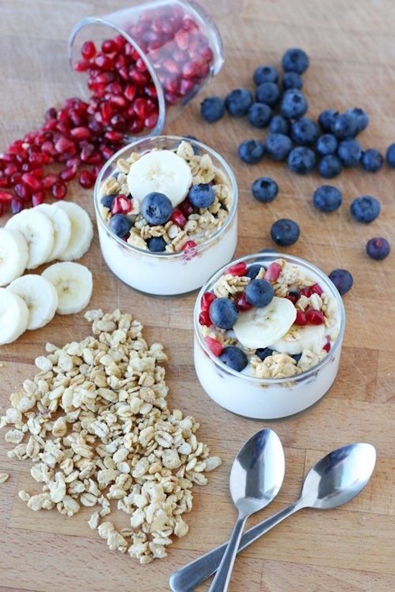 Wat is gezonder: Yoghurt of kwark?