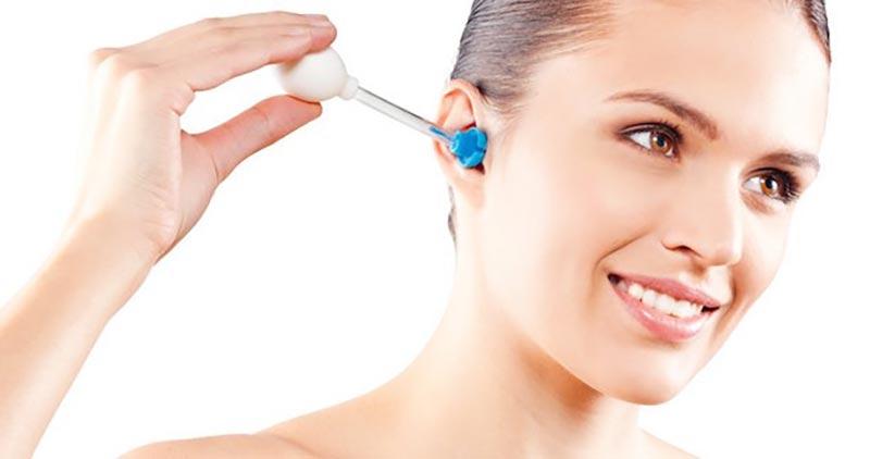 Hoe houd je oren goed schoon?