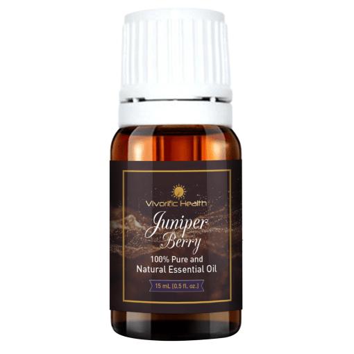 Juniper Berry Essential Oil-Vivorific Health LLC
