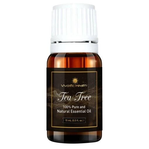 Tea Tree Essential Oil-Vivorific Health LLC