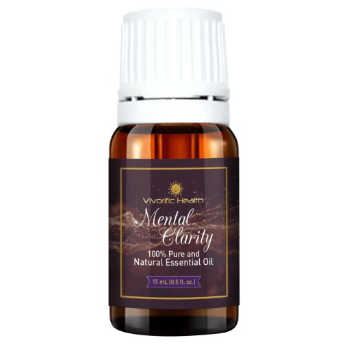 Mental Clarity Essential Oil-Vivorific Health LLC