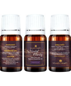 Mental Clarity Essential Oil - Vivorific Health LLC-
