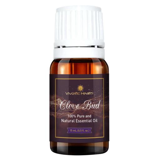 Clove Bud Essential Oil-Vivorific Health LLC