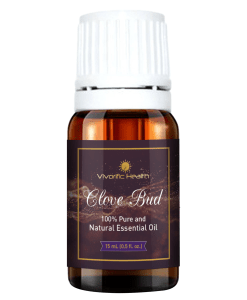 Clove Bud Essential Oil-Vivorific Health LLC