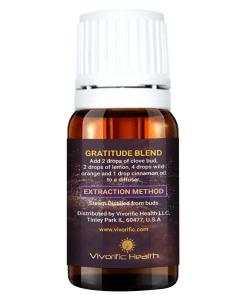 Clove Bud Essential Oil - Vivorific Health LLC