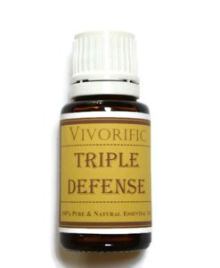 triple defense vivorific