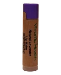 Lavender Chapstick - Vivorific Health