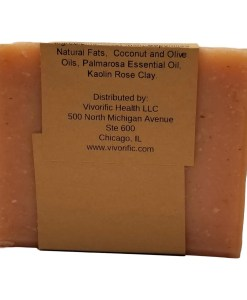 Mountain Rose Goat Milk Soap -Vivorific Health