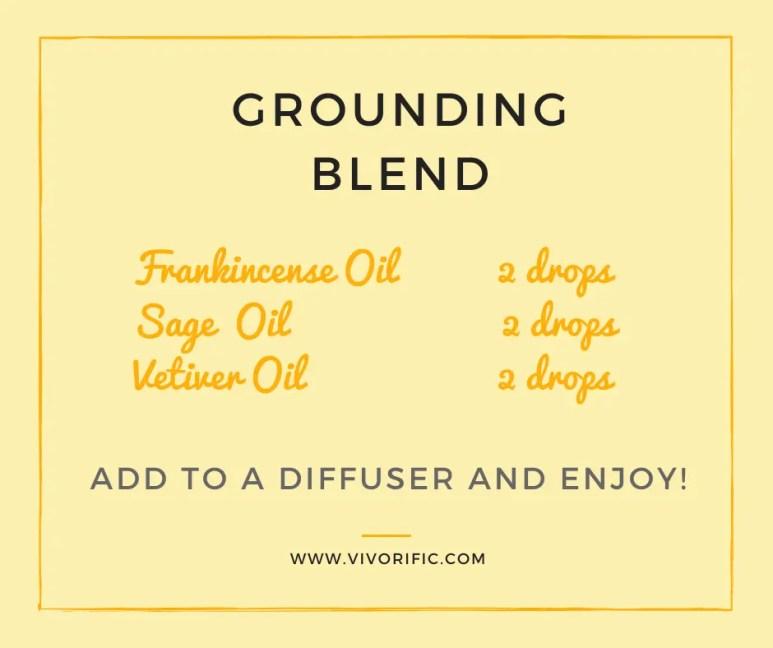 Grounding Blend - Vivorific Health