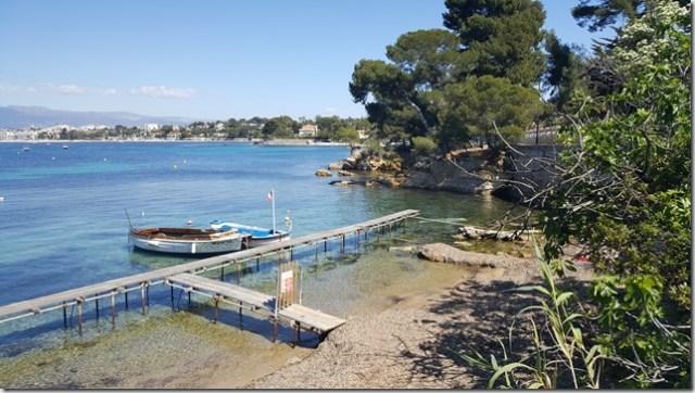 port abri de l'olivette