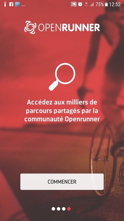 Concepteurs parcours - openrunner mobile- 3