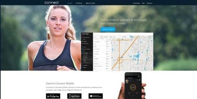 Creer un itinéraire running-Garmin connect -1