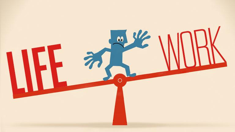 équilibre travail vie