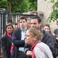 Pour soutenir M. Canon (candidat EELV-PS) aulégislative, Mme Joly a tenté defaire unedéclarationdans la cour […]