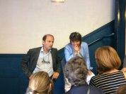 Jean Combelle et Martine Mahaut