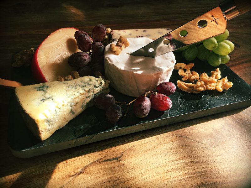 The Perfect Marble Cheese Board With Sagaform