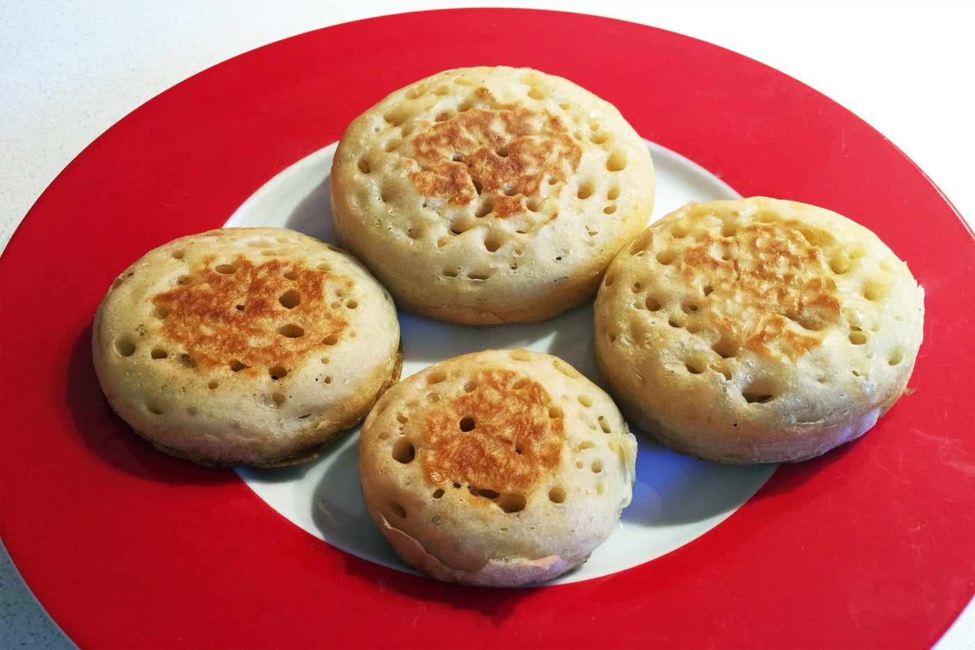 Crumpets Are Actually Pretty Bad For You...