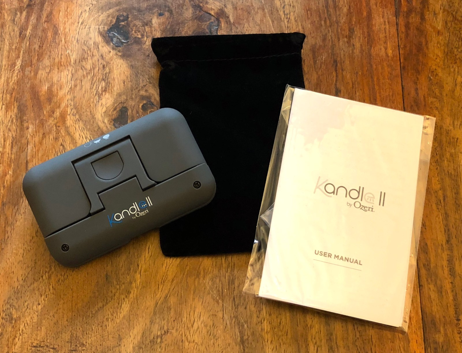 Kandle by Ozeri II LED Reading & Book Light