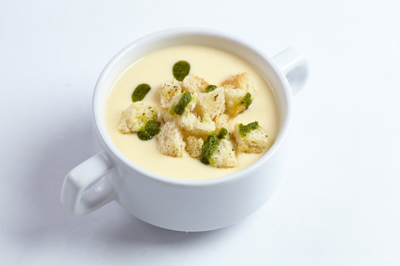 Delicious Dairy Free Parsnip & Lemon Soup