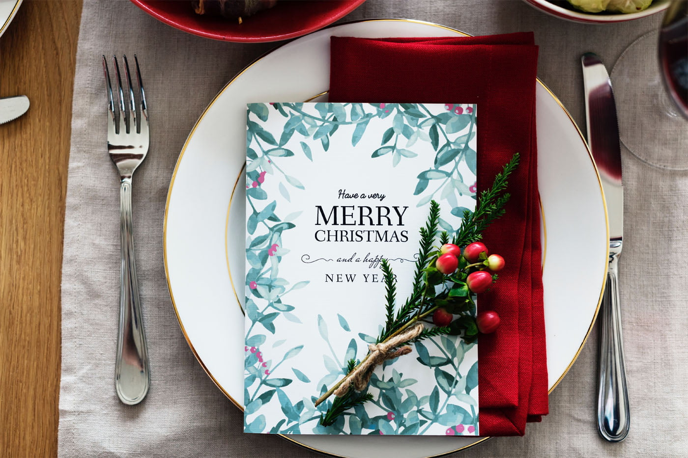 Follow Our Super Easy Christmas Dinner Guide This Christmas