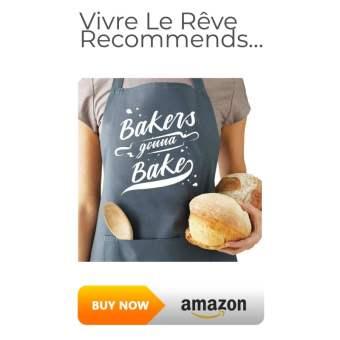 Baking Apron - £16.99