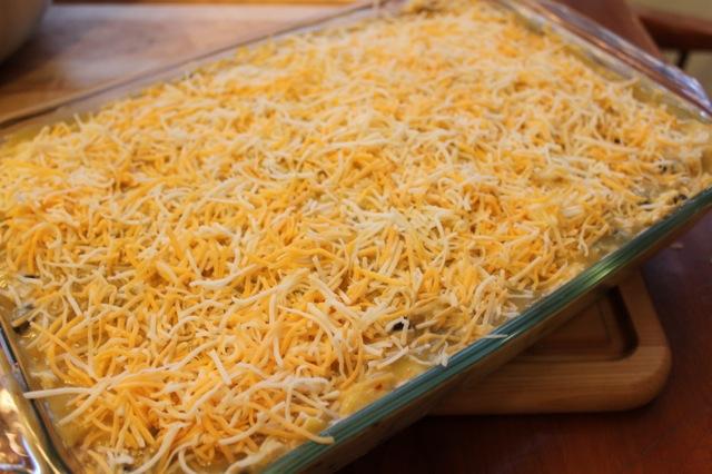green chicken enchiladas | vixenskitchen.com
