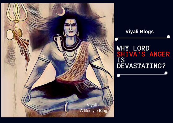 Why Lord Shiva S Anger Is Devastating
