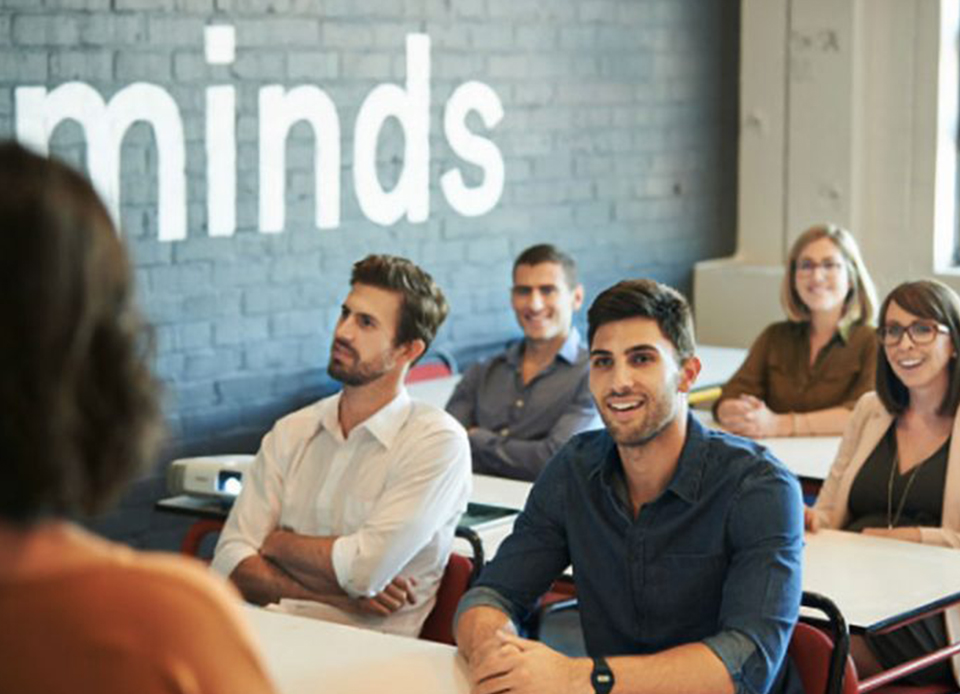 Employee and Organization training